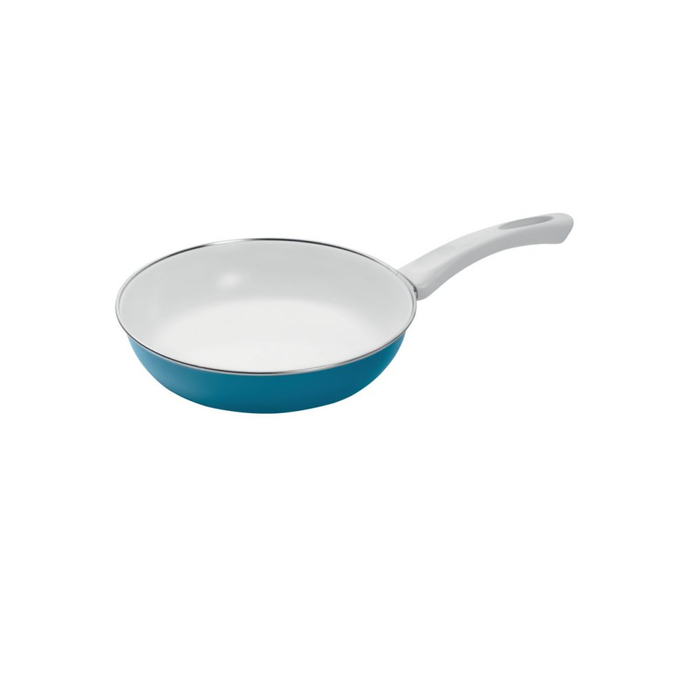 Ceraglas Pfanne24 cm Blue       GVE 1