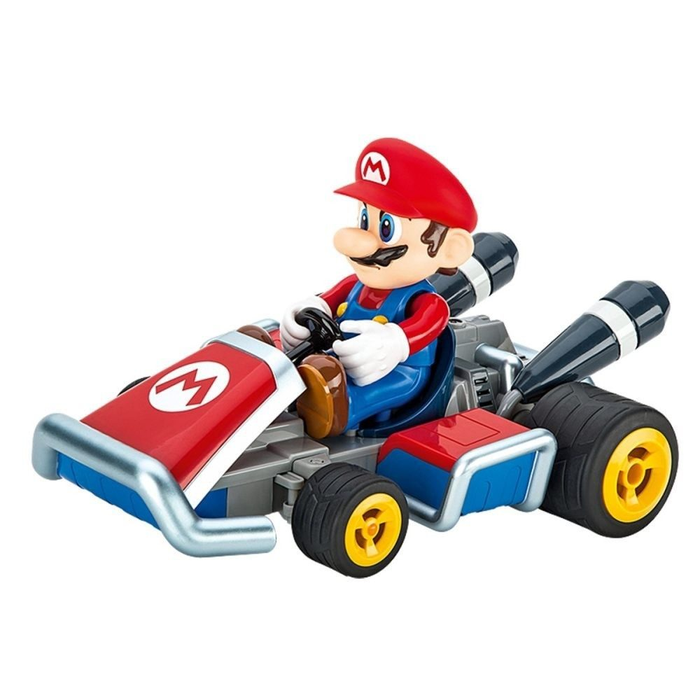 carrera rc auto mario kart 7 mario funk. Black Bedroom Furniture Sets. Home Design Ideas