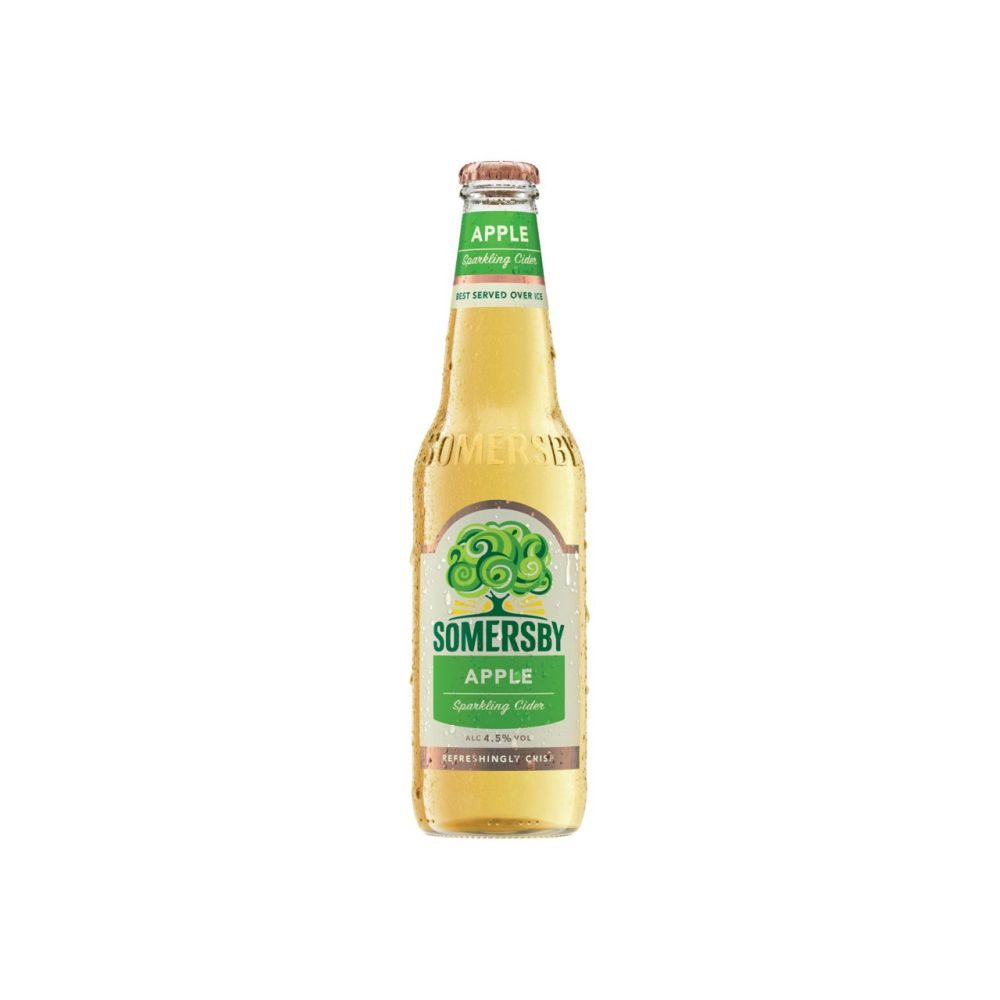 Somersby Apple Cider 0,33l Fl.  GVE 24