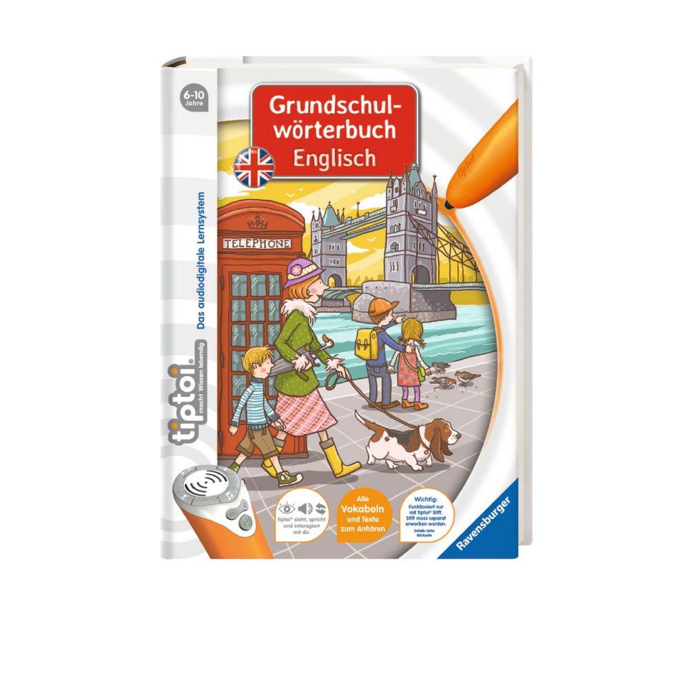 tiptoi Grunds.-woerterb. Engl.  GVE 1