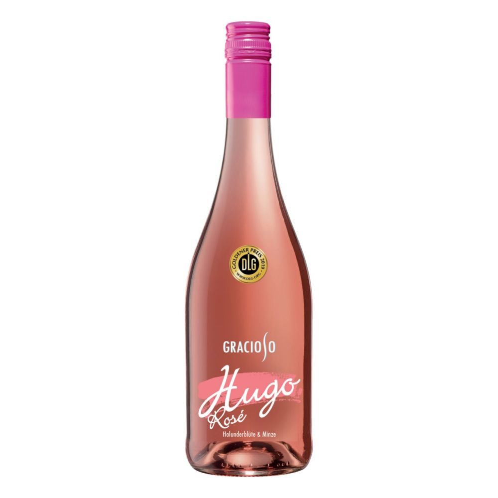 Gracioso       Hugo Rose 0,75l  GVE 6
