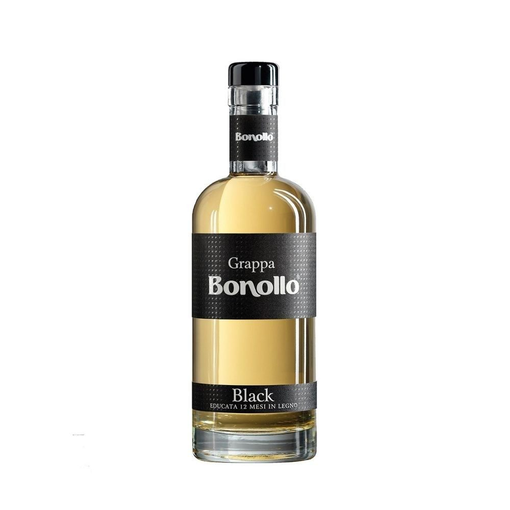 Bonollo Grappa Black 0,5l       GVE 6