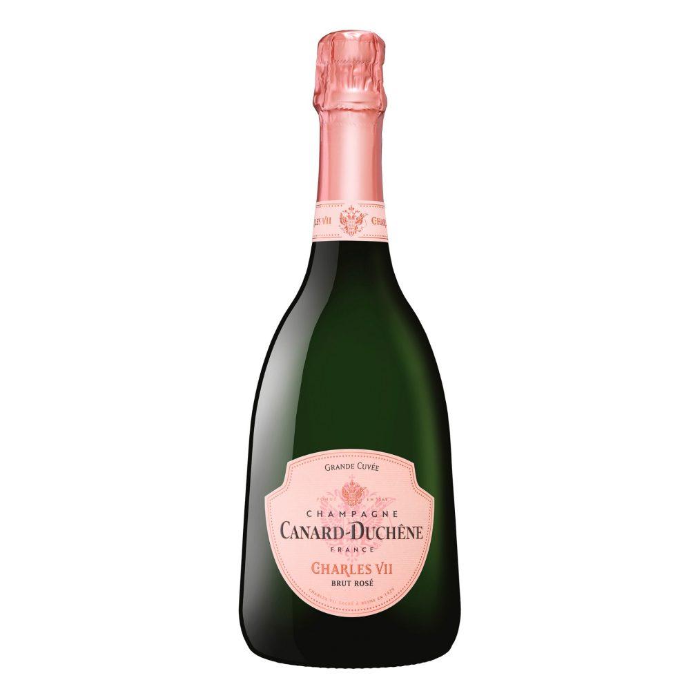 Canard Duchene CH.VII Rose075l  GVE 6