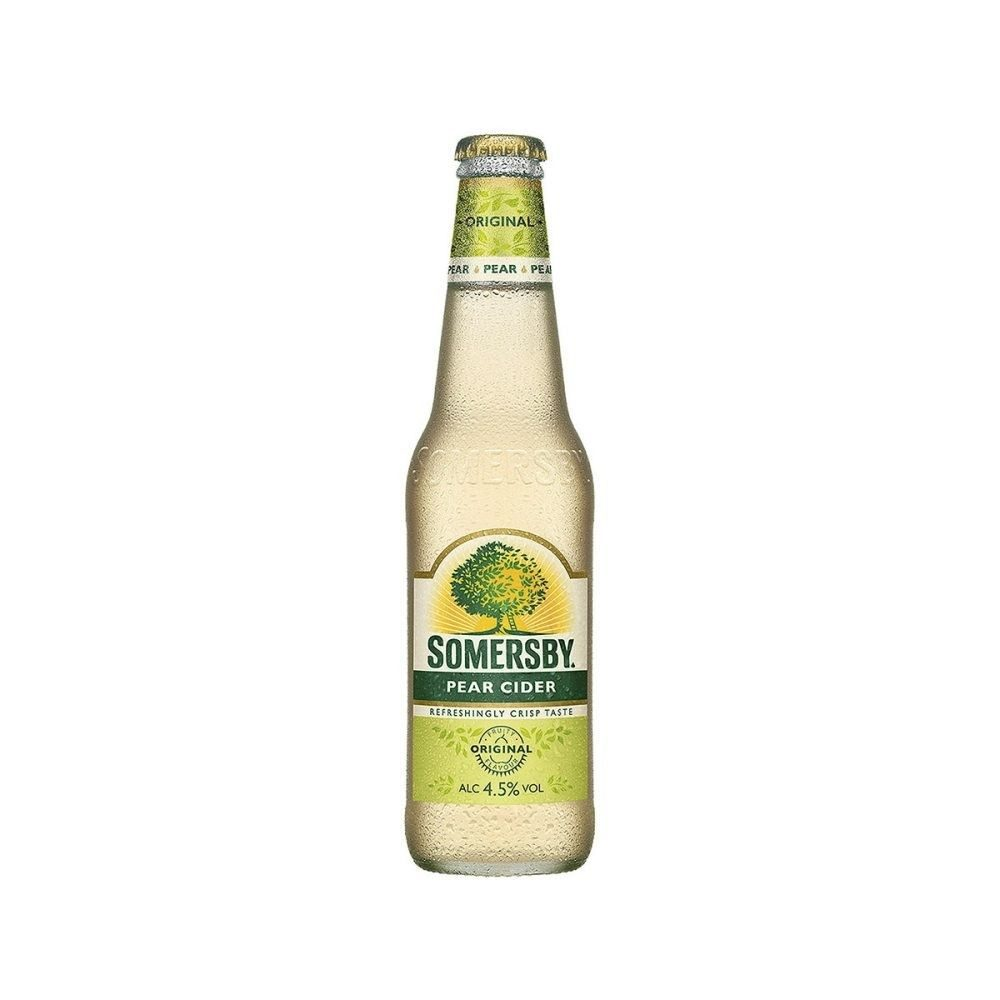 Somersby Pear  Cider 0,33l Fl.  GVE 24