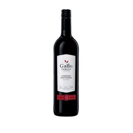 Gallo Cabernet Sauvignon 075l   GVE 6