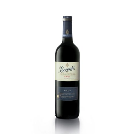 Beronia Rioja  Reserva 075l     GVE 6