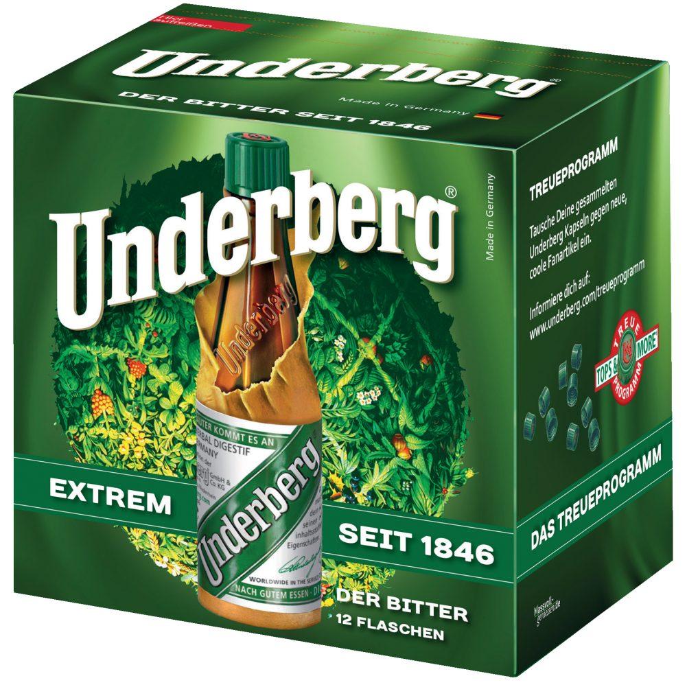Underberg      12x0,02l         GVE 10
