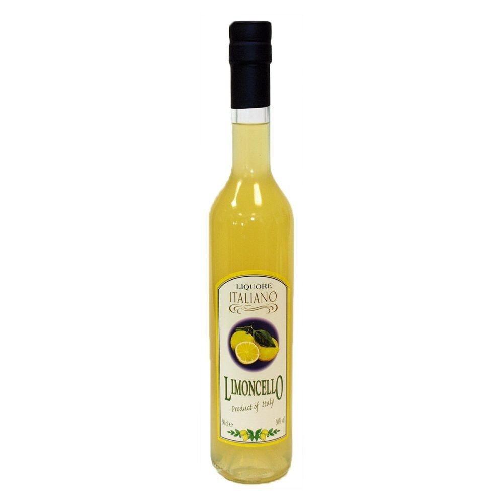 Limoncello     Italiano 0,5l    GVE 4
