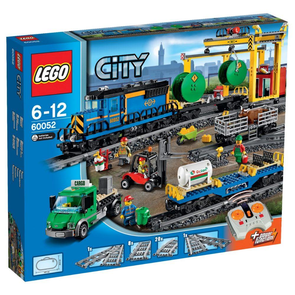 LEGO CityTrainsGueterzug 60052  GVE 2