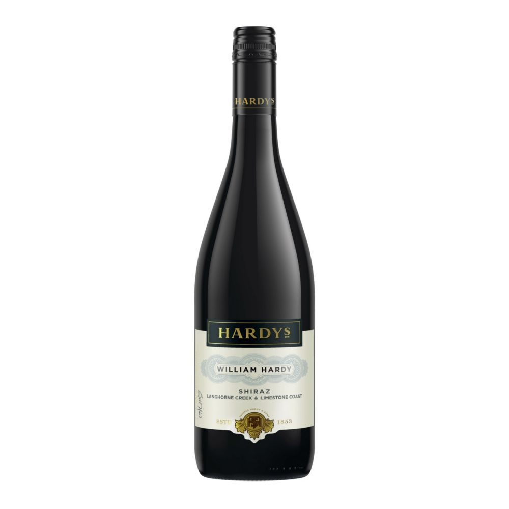 William Hardy  Shiraz    075l   GVE 6