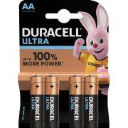 Duracell Ultra Mignon AA 4er    GVE 20