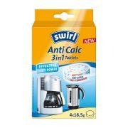 Swirl AntiCalc 3in1 4x18,5g     GVE 10
