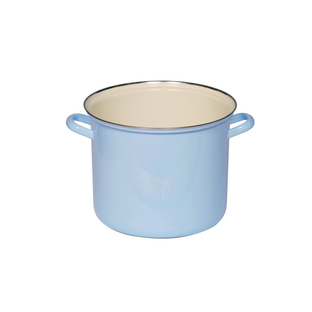 riess classic topf blau 18 cm t pfe deckel kochgeschirr k che tisch interspar. Black Bedroom Furniture Sets. Home Design Ideas
