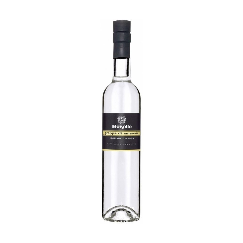 Bonollo Grappa di Amarone 0,5l  GVE 6