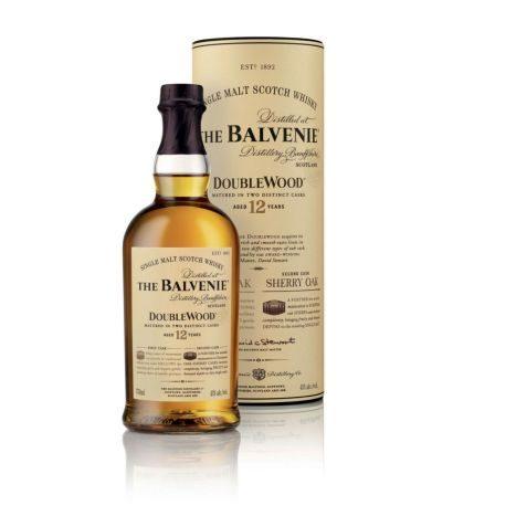 Balvenie DoubleWood 12YO 0,7l   GVE 6