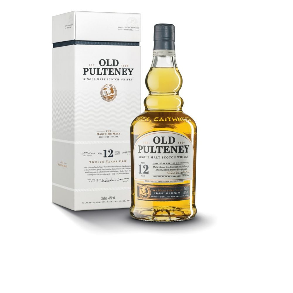 Old Pulteney   12YO 0,7l        GVE 6