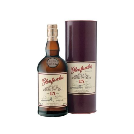 Glenfarclas 15YSingle Malt 07l  GVE 6