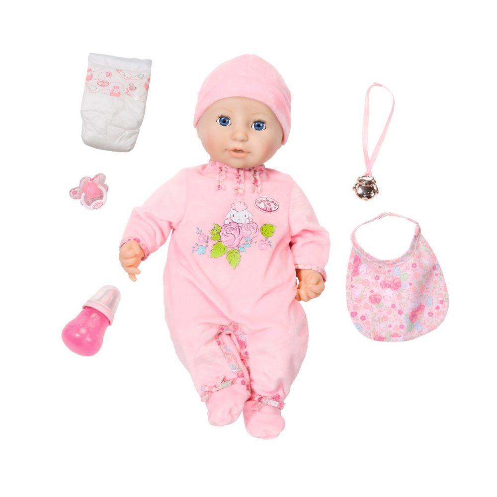 ab 3 Jahren Baby Annabell® Deluxe Regenspaß Puppen & Zubehör Kleidung & Accessoires