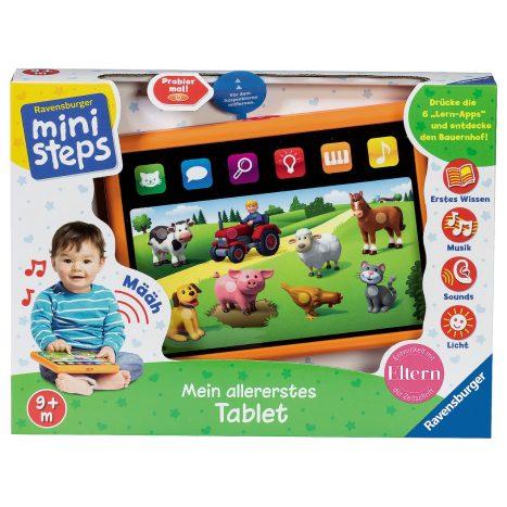 Rav. Ministep  erstes Tablet    GVE 1