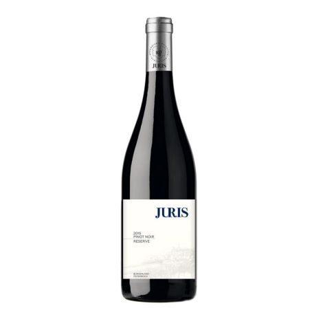 Juris Pinot    Noir Res. 075 l  GVE 6