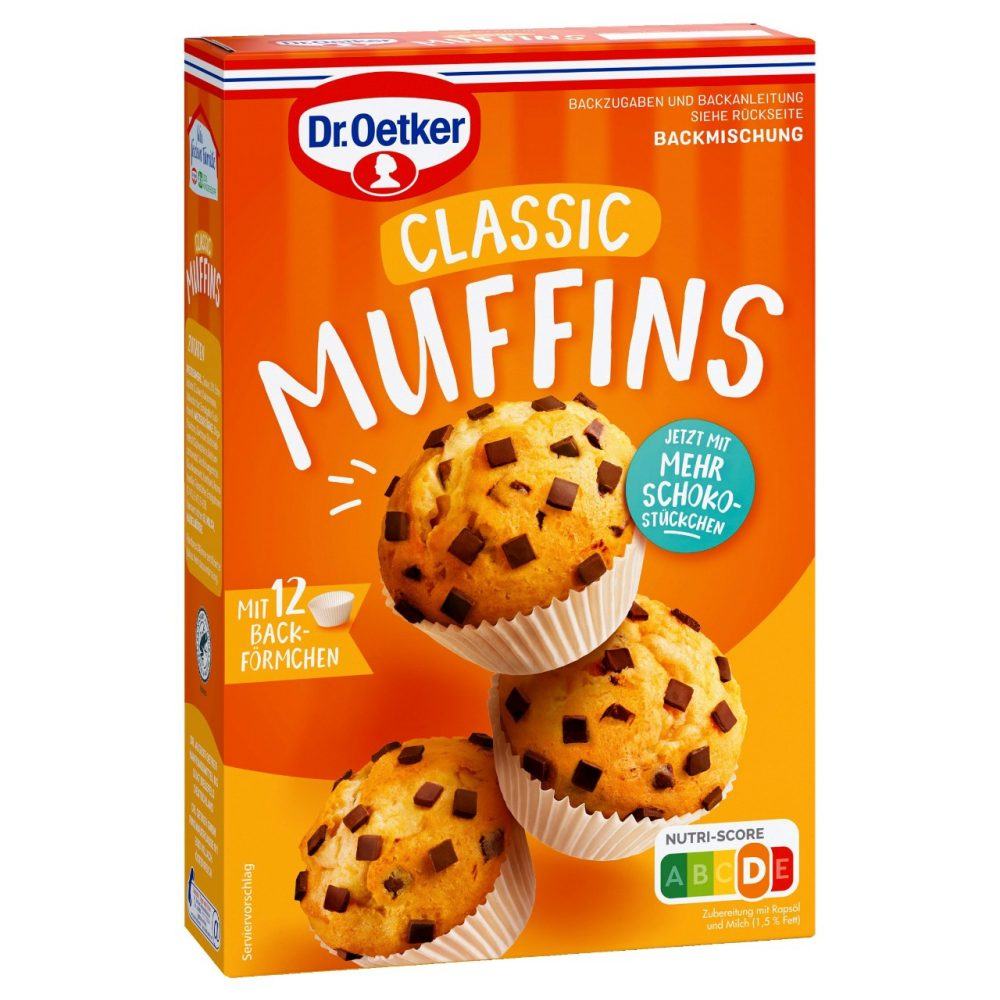 Dr Oetker Muffins 360 G