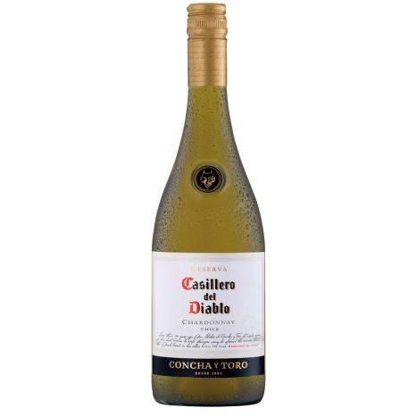 CyT Casillero  Chardonnay 075l  GVE 6