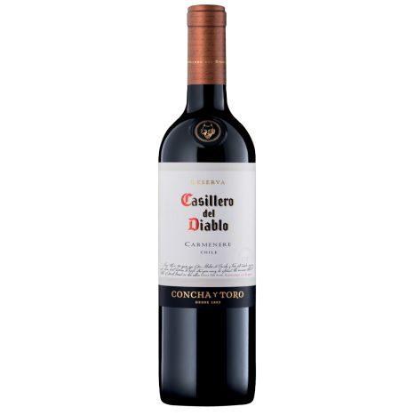 CyT Casillero  Carmenere 075l   GVE 6