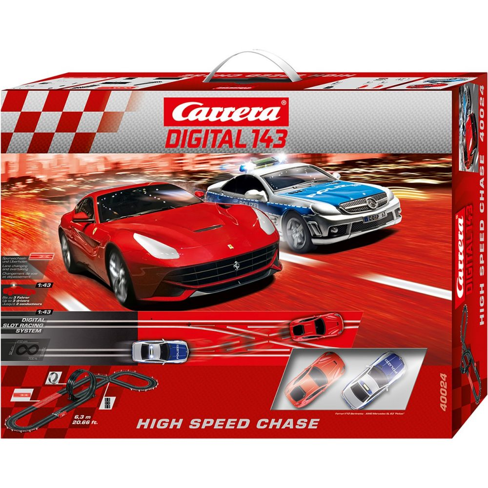 Carrera High   Speed Chase      GVE 2