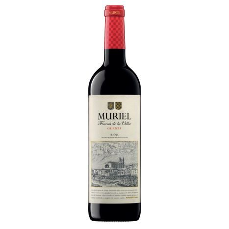 Muriel Rioja   Crianza    075l  GVE 6