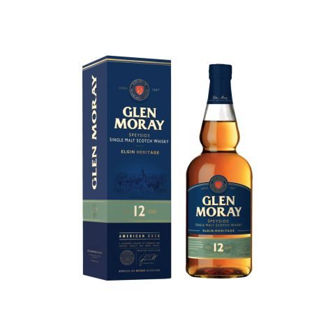 Glen Moray     12YO 0,7l        GVE 6