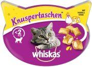 Whiskas60gSnackKnuspTascheHuhn  GVE 8