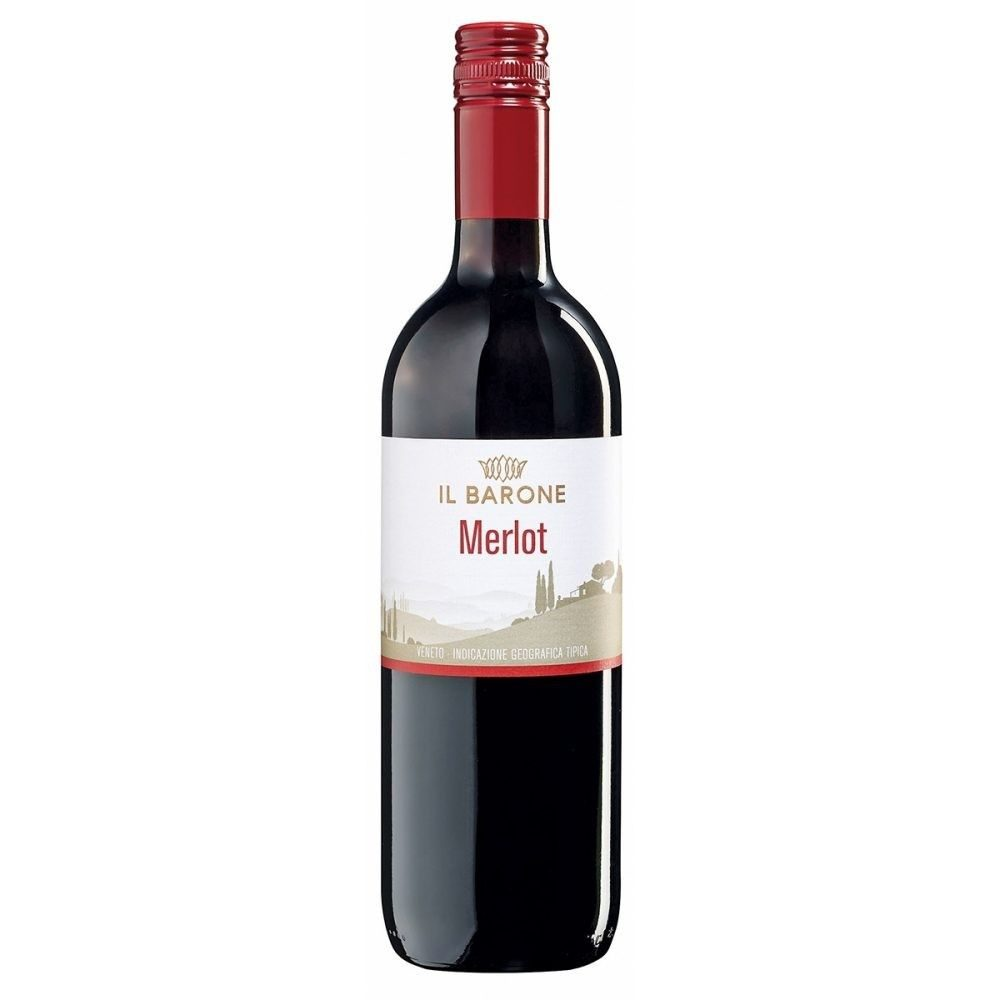 Il Barone      Merlot 075l      GVE 6