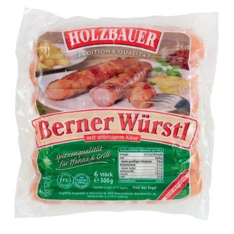 SPAR Natur*pur Bio Berner Würstel 3 Stück 250 G