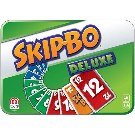Skip-Bo Deluxe                  GVE 12