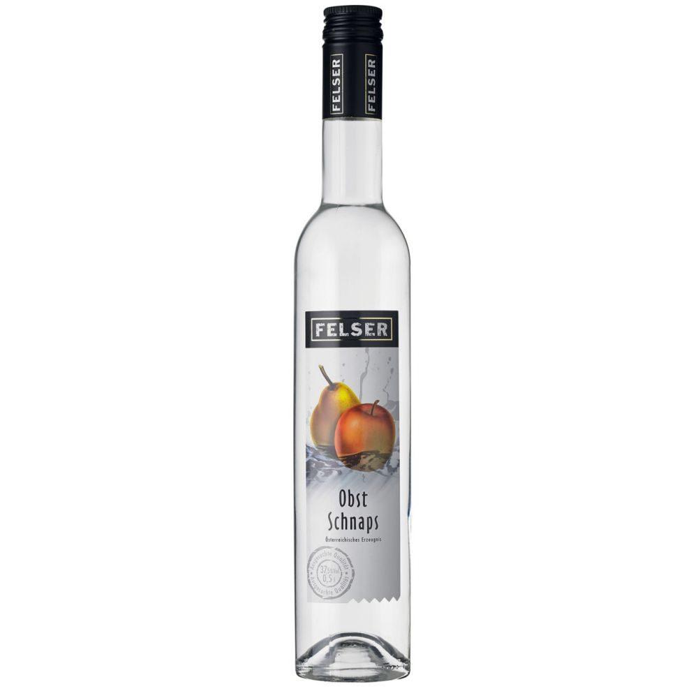 FELSER Obst-   Schnaps 0,5l     GVE 6