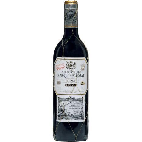 Riscal Rioja   Reserva    075l  GVE 6