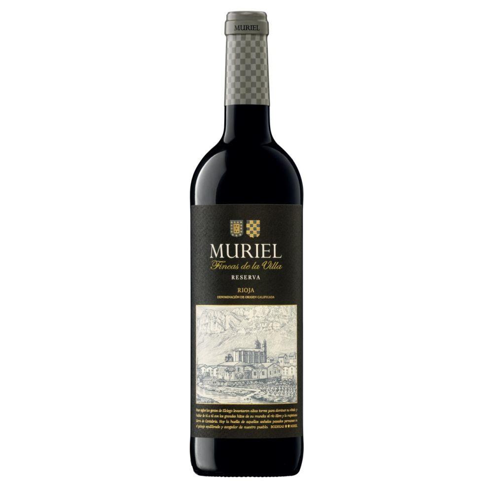 Muriel Rioja   Reserva    075l  GVE 6