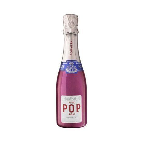 Pommery Brut   Pop Rose 0,2l    GVE 24