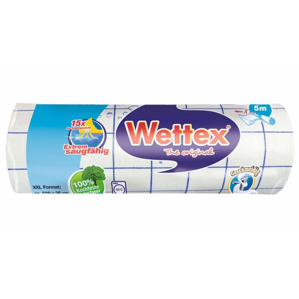 Wettex Rolle   duenn            GVE 8