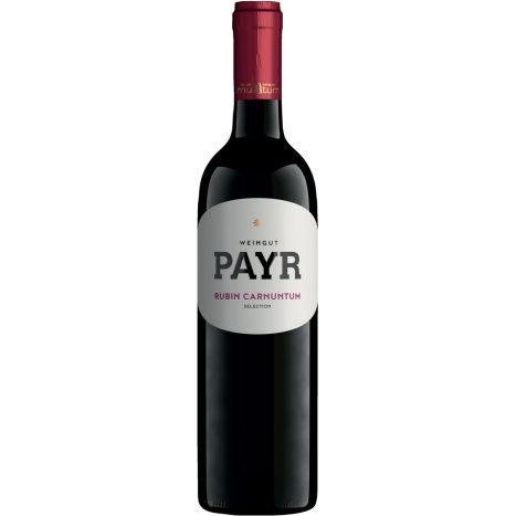 R.Payr Rubin   Carnuntum 0,75l  GVE 6
