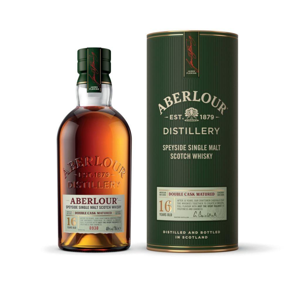 Aberlour Whisky16YO im GK 0,7l  GVE 3