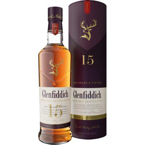 Glenfiddich Solera 15yo GD 07l  GVE 3
