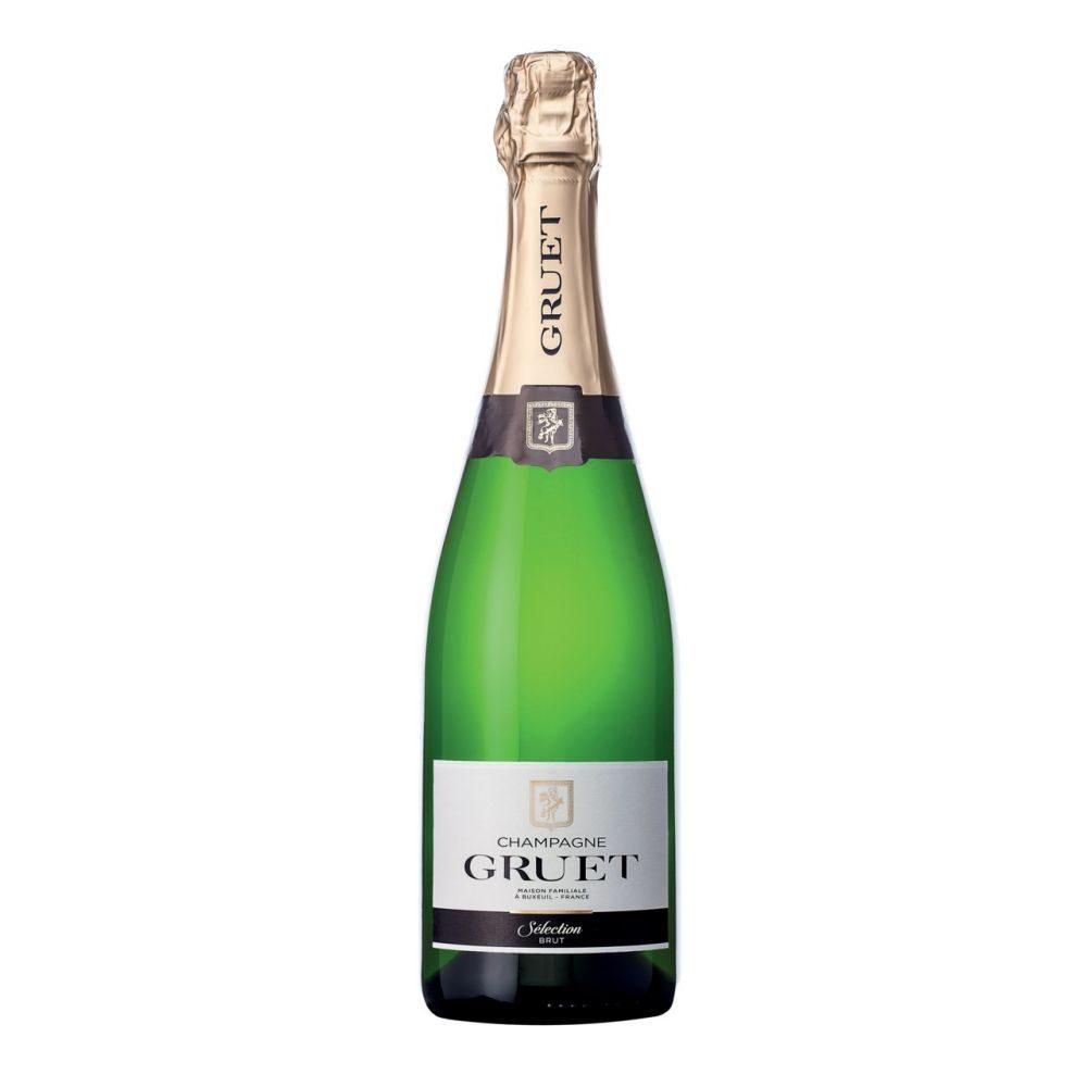 ChampagnerGruetBrut Sel. 0,75l  GVE 6