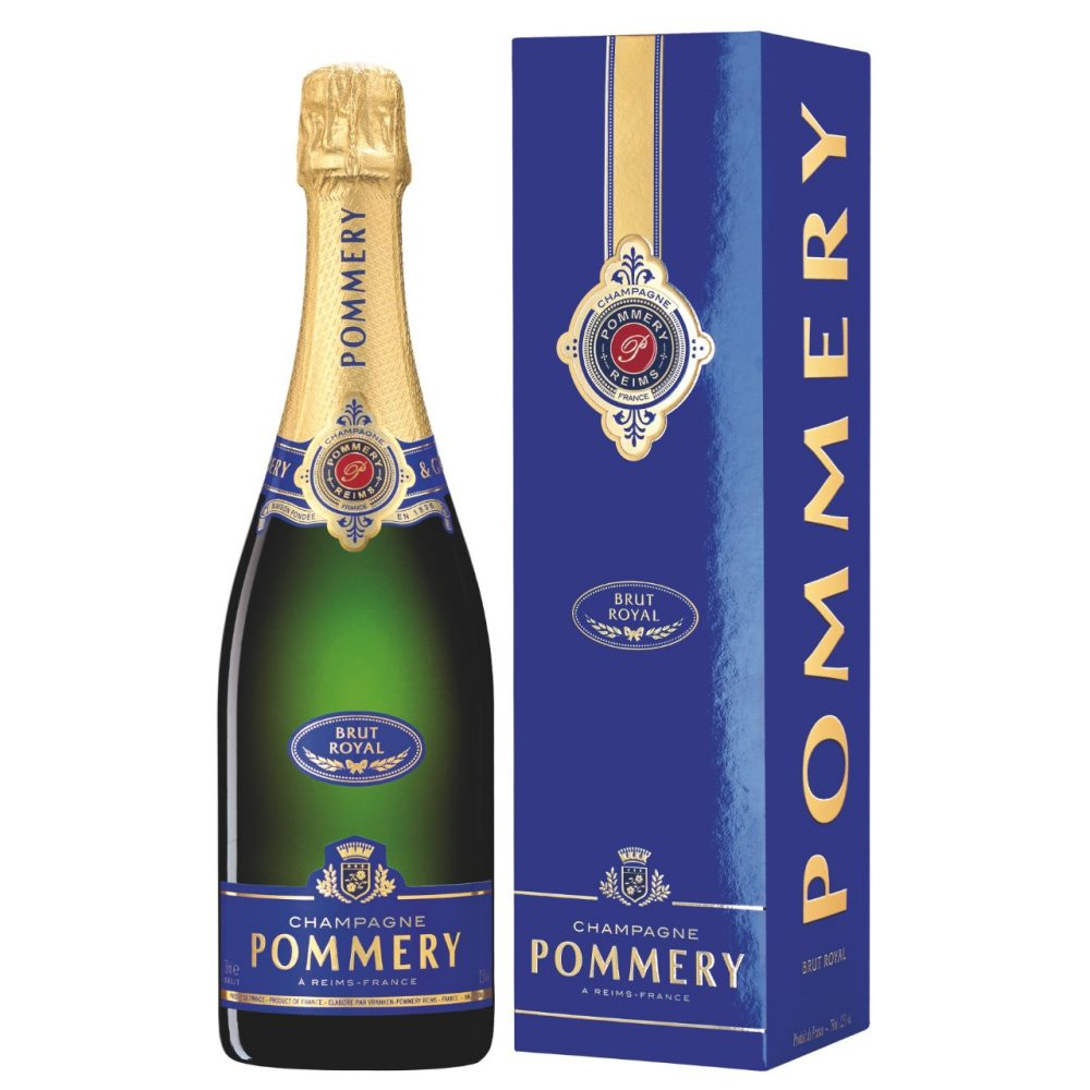 Pommery Brut   48er Display GP  G07 48