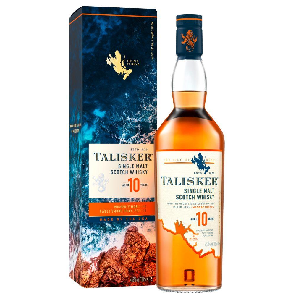 Talisker Malt  Whisky 10YO 07l  G01 6
