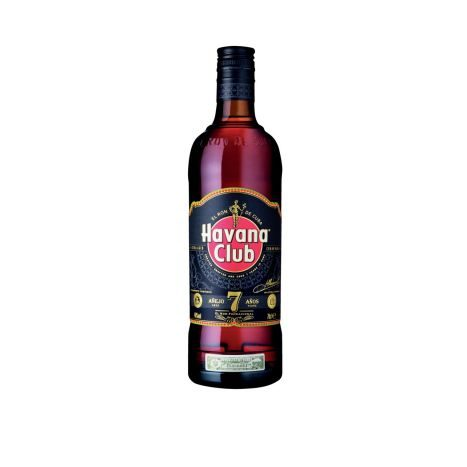 Havana Club 7y 0,7l 60er Dolly  G04 60