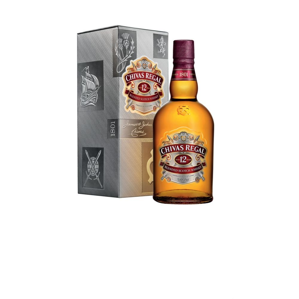 Chivas Regal 0745er Dolly       G08 45