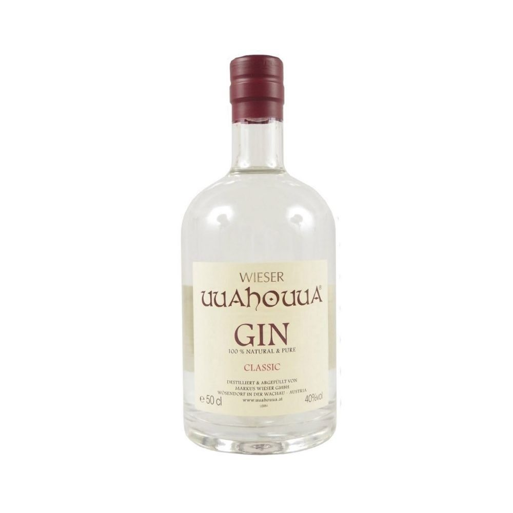 Wieser UuahouuaClassic Gin 05l  GVE 6