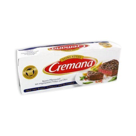 Cremana Reines Pflanzenfett Reines Pflanzenfett 1 Kg