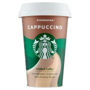 STARBUCKS CAPUCCINO 220ML